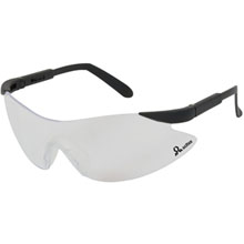 Bouton Wilco Clear Safety Glasses