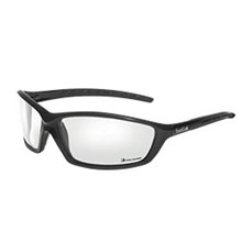 Bollé Solis Clear Safety Glasses