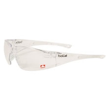 Bollé Rush Clear Safety Glasses