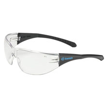 Bouton Direct Flex Clear Anti-Fog Safety Glasses