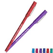 Aurora Foil Wrapped Ballpoint Pen