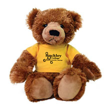 Arlo Plush Bear, 13""