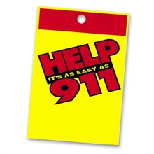 Litterbag, Help It's As Easy As 911 Stock
