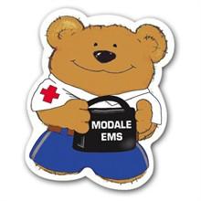 EMS Bear Magnet