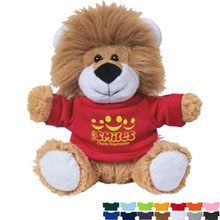 Loveable Lion 6""