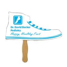 Shoe Hand Fan