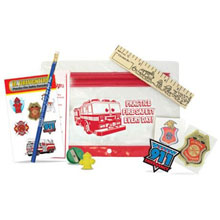 Fire Safety School Kit, Stock