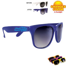 Sun Fun UV Color Changing Sunglasses