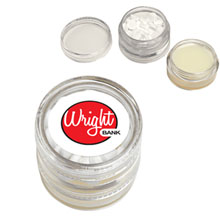 Vanilla Lip Moisturizer & Mints Double Stack Jar