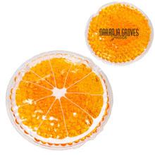 Aqua Pearls Orange Deluxe Hot & Cold Pack