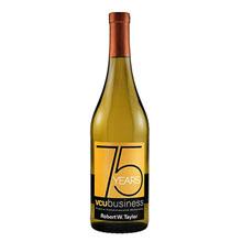 Chardonnay White Wine, Full Color, 750ml