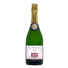CA Champagne Sparkling White Wine, Full Color, 750ml