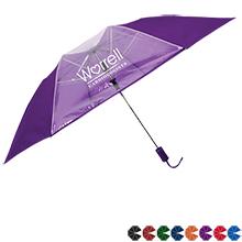"Crystal Umbrella, 43"" Arc"