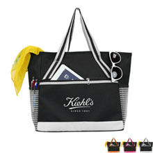 Chic Tablet Mesh Tote