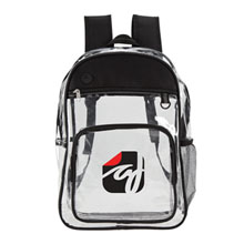 Clarity Clear Backpack