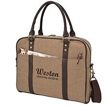 Arlington Canvas Compu Briefcase