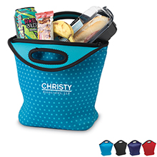 Sherri Neoprene Lunch Tote - Free Set Up Charges!