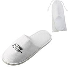 Cotton Velour Slippers