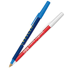 BIC® Round Stic® Antimicrobial Pen