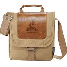 Field & Co.™ Cambridge Collection Cotton Canvas Tablet Messenger