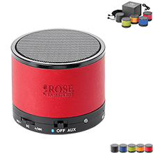 Addi Vinyl Wrapped Bluetooth Speaker