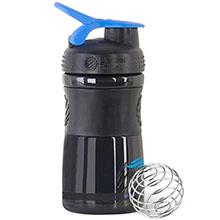 Blender Bottle® SportMixer™ Black, 20 oz.