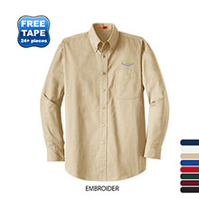 CornerStone® SuperPro™ Twill Men's Shirt