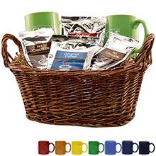 Fernholm Drinkware & Hot Beverages Gift Basket - Color Mugs