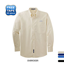 Port Authority® Easy Care, Soil Resistant Men's Shirt