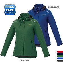 Arden Ladies' Fleece Lined Jacket