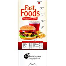 Fast Foods Nutrition Guide Pocket Sliders™