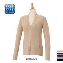 Lockhart Ladies' Full Zip Sweater