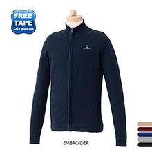 Lockhart Men's Full Zip Sweater