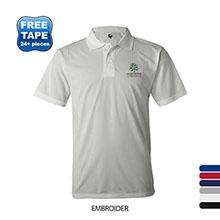 C2 Sport® Performance Men's Sport Shirt
