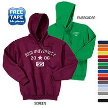 Gildan® DryBlend® Kanga Hoodie Sweatshirt