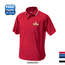 Charles River® Classic Piqué Men's Wicking Polo