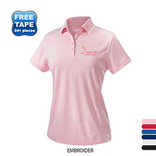Charles River® Classic Piqué Ladies' Wicking Polo