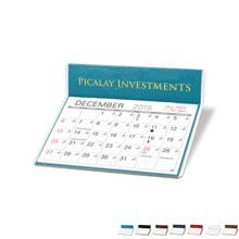 Charter Desk Calendar