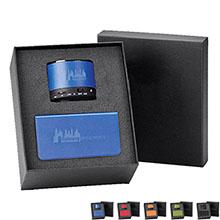 Baldwin Bluetooth Speaker & Power Bank (6,000 mAh) Gift Set