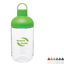 h2go Capsule Bottle, 34oz. - Free Set Up Charges!