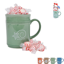 Cup of Thanks Starlight Mints 14oz. Mug Gift Set, Stock