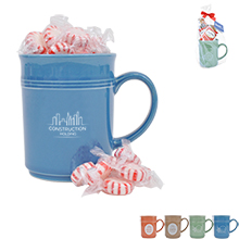 Cup of Thanks Starlight Mints 14oz. Mug Gift Set, Custom