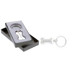 Dog Bone Keychain