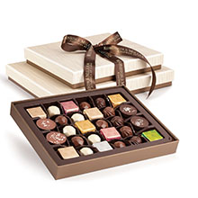Master Belgian Chocolate Truffle Gift Tower