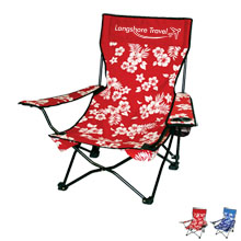 Luau Hibiscus Lounger Chair