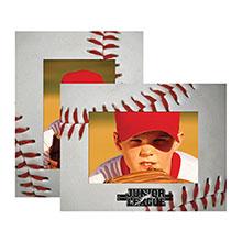 Baseball Paper Easel Frames