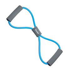 Blue Fitness First Medium Resistance Stretch Expander