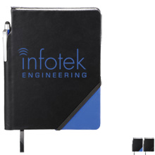 """Ace Notebook with Stylus Pen, 5-1/2"""" x 7"""""""