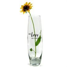 Amor Bud Vase, 10-1/2oz.