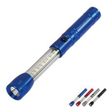 Aluminum Utility Safety Flashlight